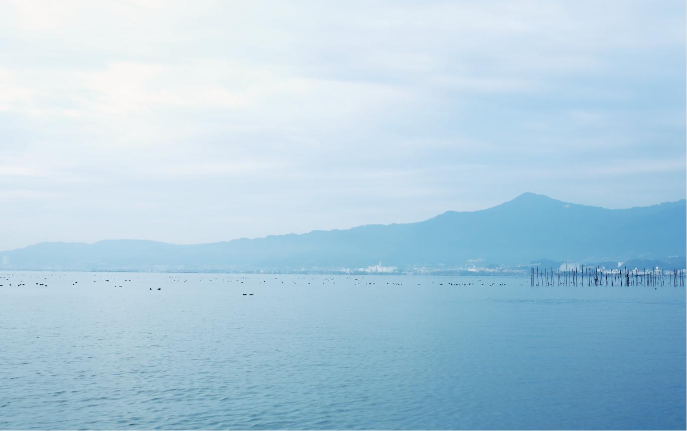 琵琶湖写真